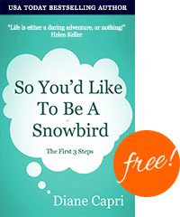 So You'd Like to Be a Snowbird: 3 Easy Steps