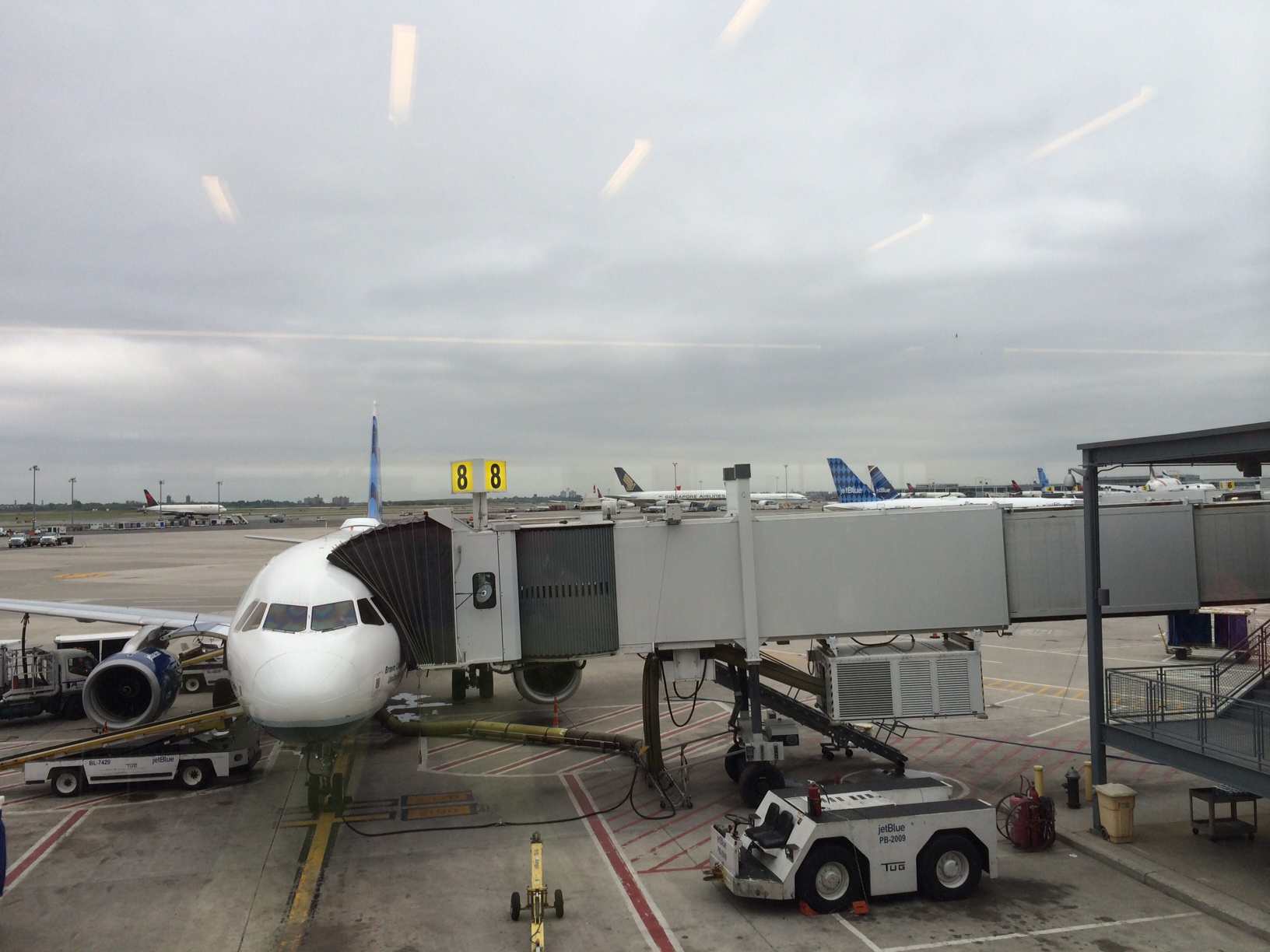 Plane loading
